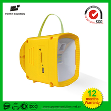 Nice Design Pretty Quality CE Certificated Long Lifespan Solar Battery Solar Lantern Rechargeable For Sri Lanka