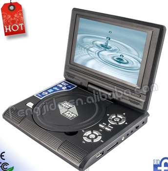 2016 hot sale portable mini DVD with multi-function