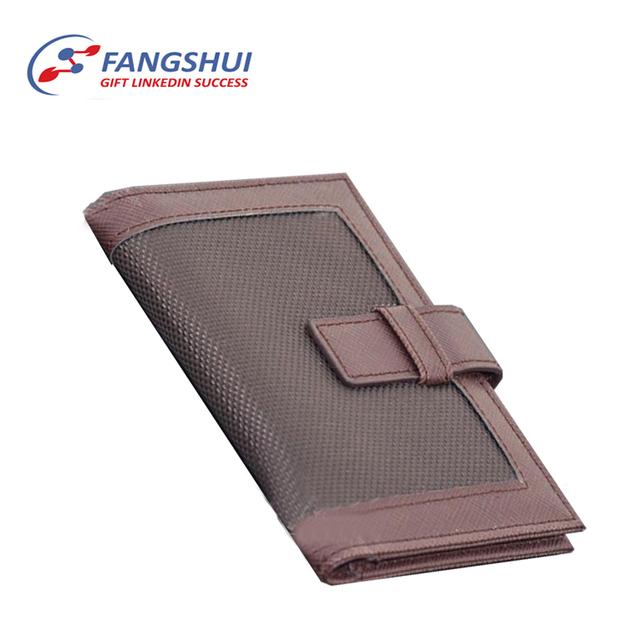 Newest unique european style leather wallet for men