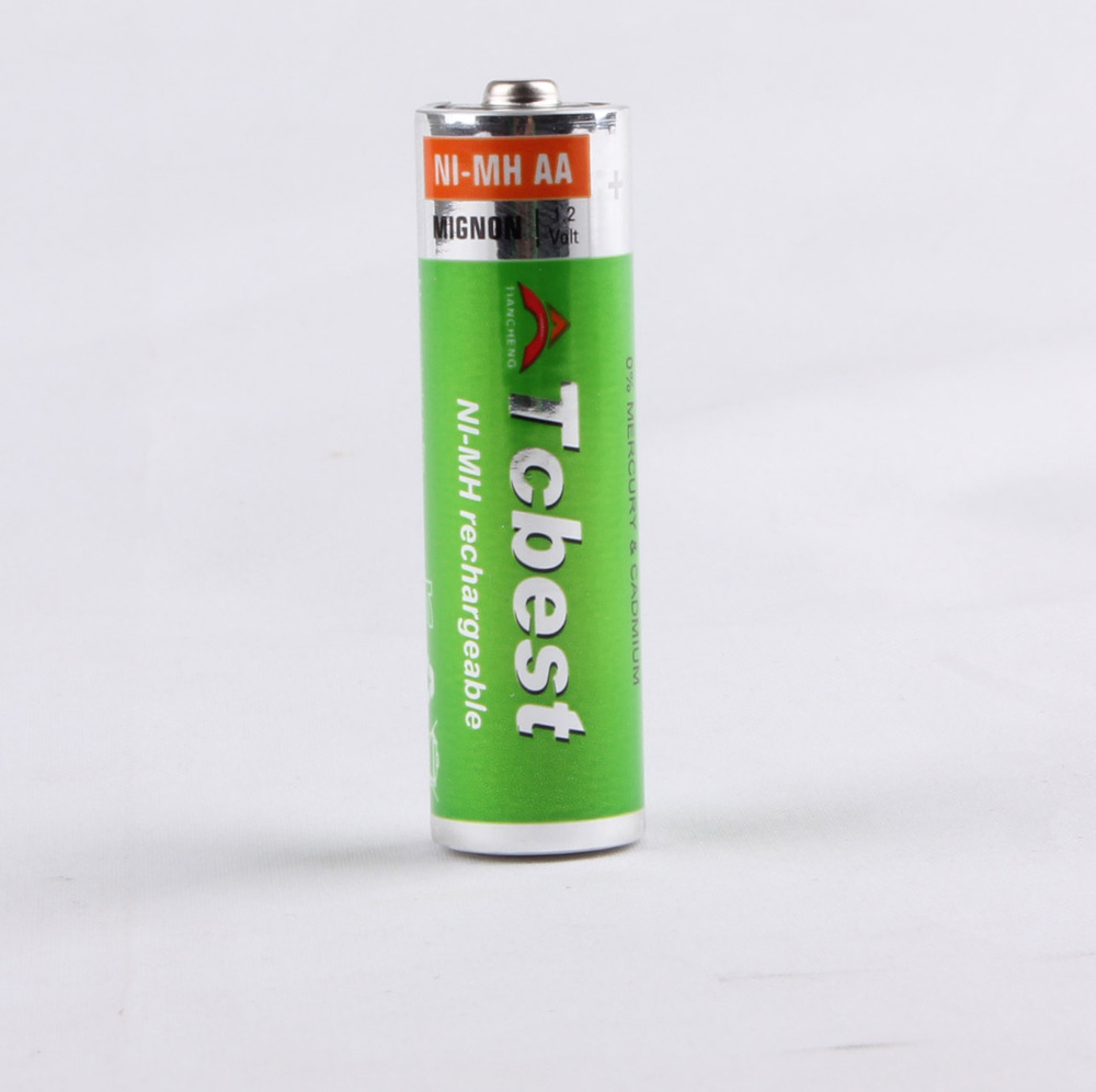 Shenzhen Factory Wholesale OEM NIMH AAA 1200mAh 1.2V Rechargeable Batteries