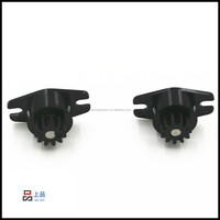 Plastic rotating damper used in auto parts
