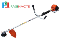 Orange & Red 2 stroke 143RII portable shrub brush cutter