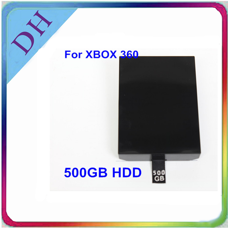 High quality 2.5'' hdd for XBOX 360 game console/500gb hard disk drive for xbox360 slim cache 8mb