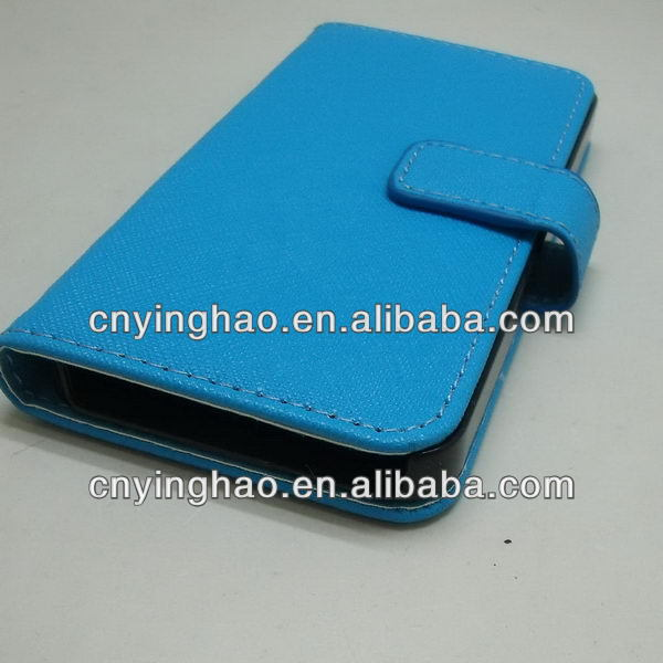 Design low price red leather case for nokia n8