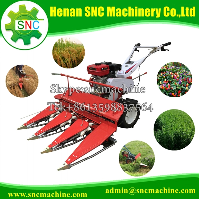 SNC Reaper Machine Factory direct supply Grass Forage Harvester
