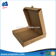 10-years design manufacturer factory pizza box with custom logo for sale