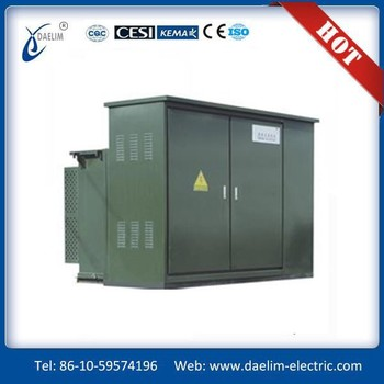 YB Series IEC1330 Standard Power Consumption Transformer Cabinet