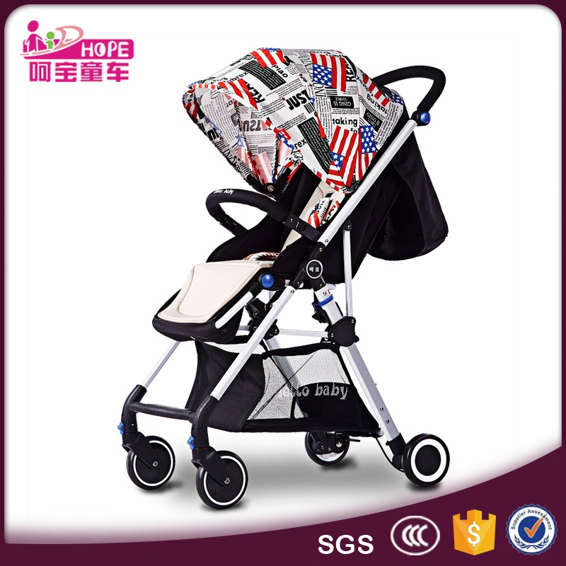 wholesale baby prams from birth aluminum alloy frame pushchair buggy