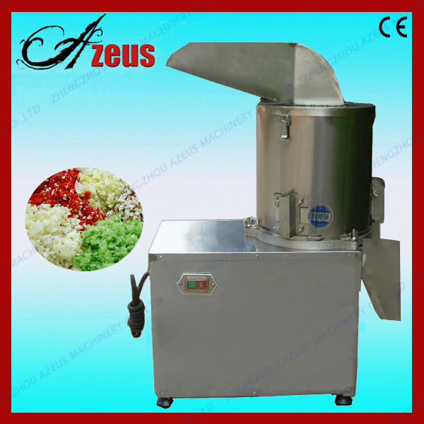 Automatic machine cut cabbage/cabbage shredding machine
