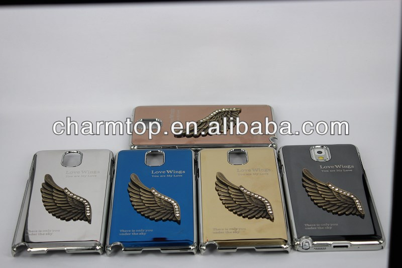 Wings Design Hard Case For Samsung Galaxy Note 3 N9000