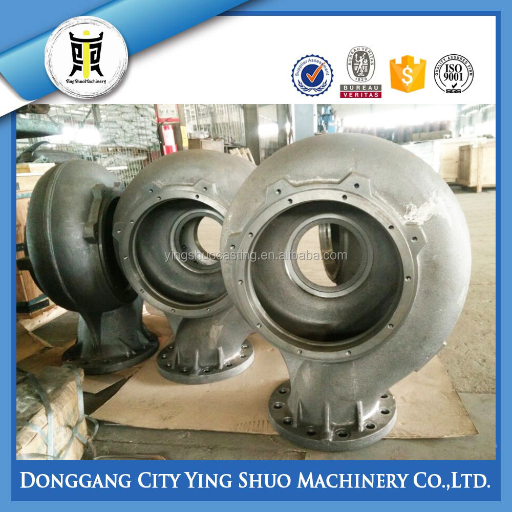 OEM Ductile Iron Casted Parts