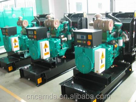 HOT SALE!!! Diesel Power Plant Electric Power Generator 500kw