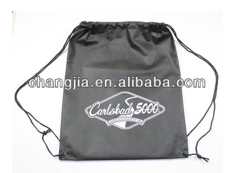 Wholesale cheap recycled pp plastic drawstring bags wholesale