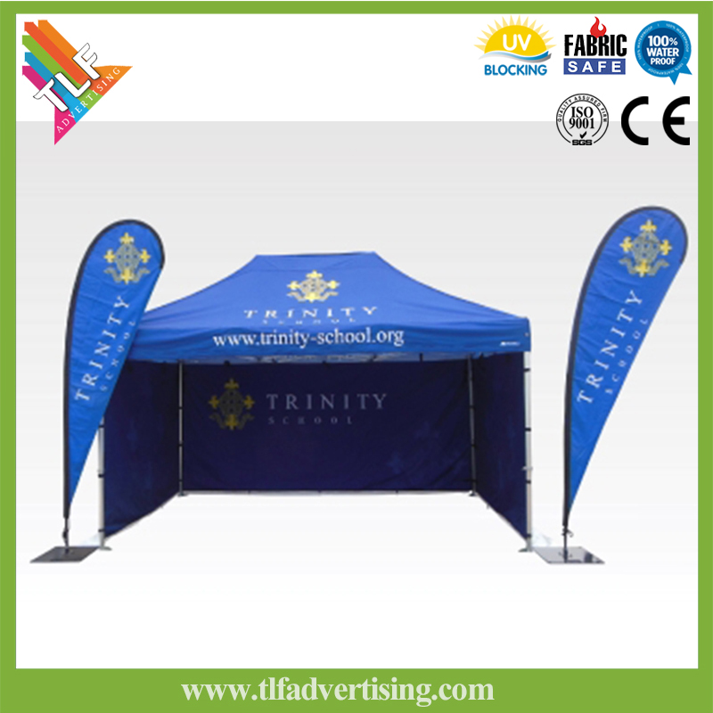 10x12 Trade Show Hex50mm Aluminum canopy For Sale