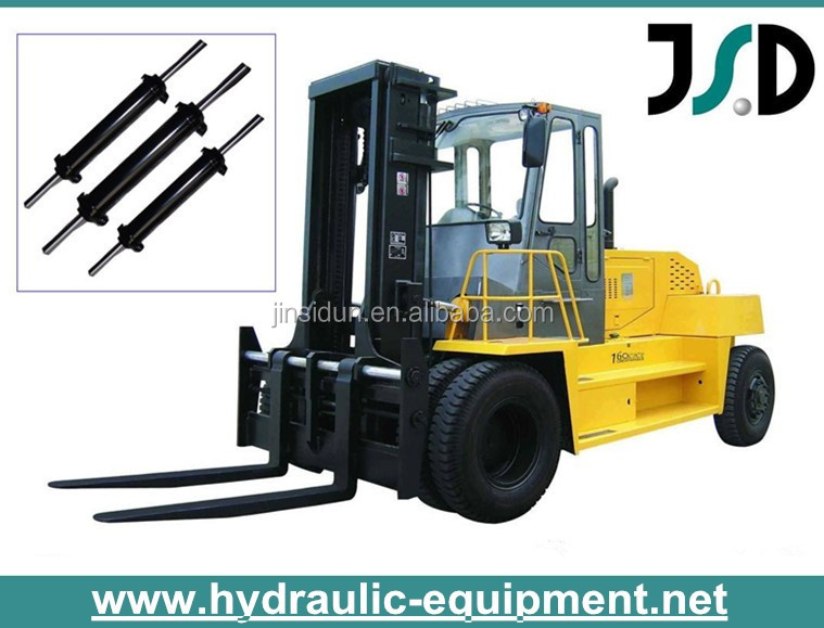 Manufacture Direct Sale Forklift Steering Cylinder