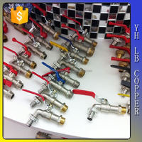 Yuhuan Brass/zinc water tap flow control for water