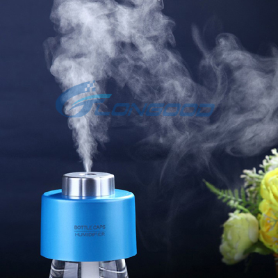 promotion ultrasonic room mini simple personal humidifier with USB