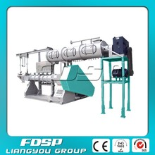 Floating Fish Feed Machinery_ twin screw Fish Feed Extruder