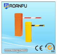 CE proved automatic parking steel bollards