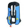 Marine water safety inflatable life jacket