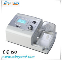 China Manufacturer Travelling BIPAP ventilator for sleep apnea with S/T mode with humidifier,tube,mask and travelling bag