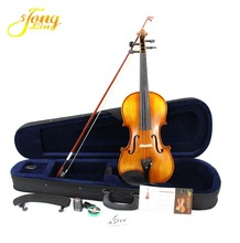 Wholesale Hot Selling Violins Factory Flamed violin (TL002-2 L)
