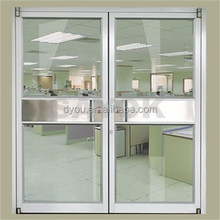 High quality new design office glass doors