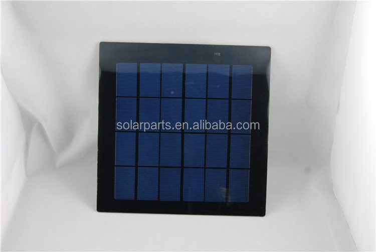 3W PET Laminated Solar Modules Factory Price