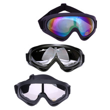 New Moto Outdoor Sports Goggles Glasses for Unisex Protector Wind and Dust Motorcycle Motocross Glasses Dirt