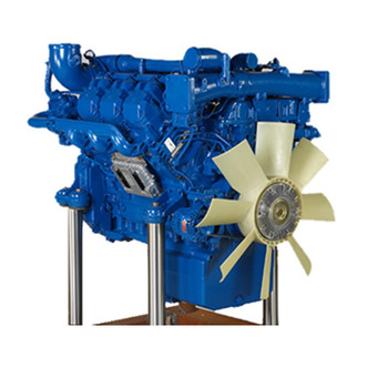 4 cylinders water cooling huachai diesel engine TCD2015V08 for marine
