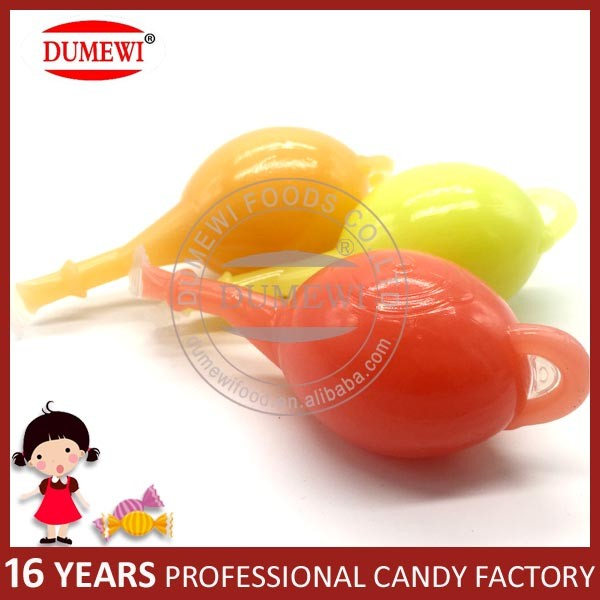 Teapot Shape Fruit Pudding New Jelly Products