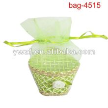 wedding organza candy gift bag