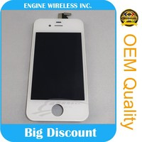 high quality original for iphone 4s Touch Screen Lcd