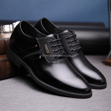 New arrival men genuine leather shoes Hottest fashion formal shoes