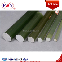 Solid Epoxy 10mm Fiberglass Rod