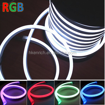Waterproof IP68 RGB Led Neon Flex