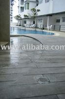 Artificial Timber Deck
