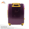 Brand New Scratch Presistant Aluminum Frame Trolley Luggage
