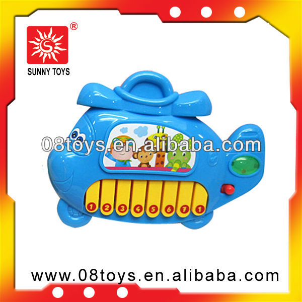 best selling plastic electronic toy musical instruments keyboard for kids