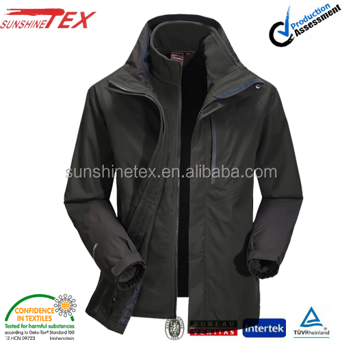 men heavy jackets for the winter