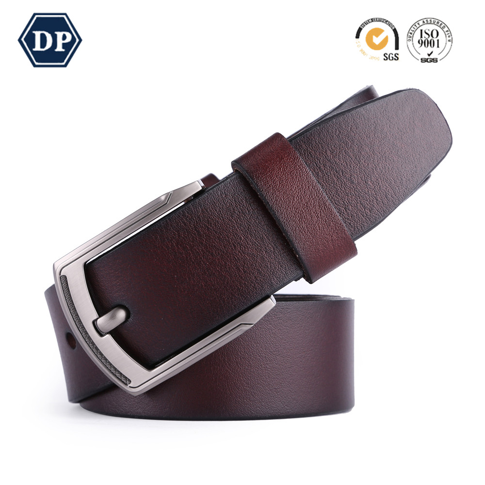 Best Factory Direct Sales Customization Leather Belts With leather ending