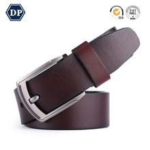 DP004-2 Best Factory Direct Sales Customization Leather Belts With Changeable Buckles