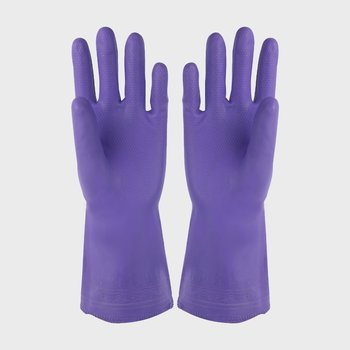 bulk recycled industrial pvc gloves with powdered price Thailand