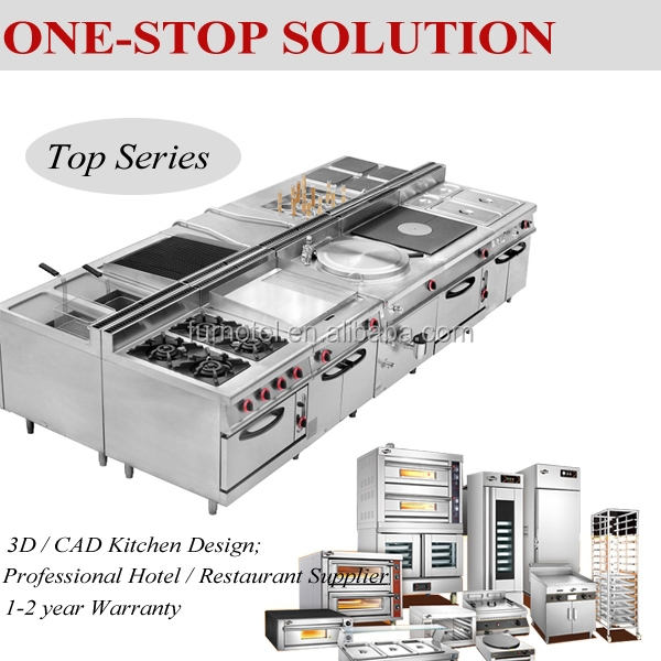 Quality Guarantee Restaurant Commercial Kitchen Equipment