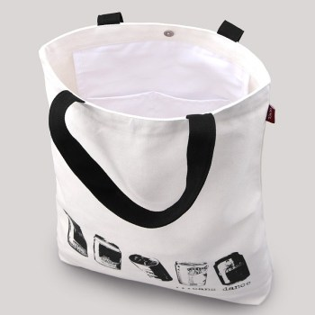 Heavy duty cotton canvas bags