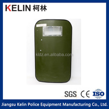 NIJ IIIA Hand Held Ballistic Bulletproof shield
