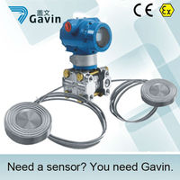 Differential Pressure Level Transmitter with Flange