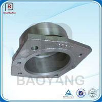 Hot sale custom spheroidal graphite iron casting/sg iron casting