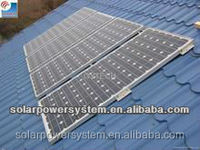commercial CE TUV proved 10kw 2 solar central system