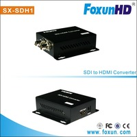1080P HDMI Converter with 1 looping SDI out, 100m over RG59 Cable, Support Multi-Level Cascading HDMI to SDI Converter/Adapter